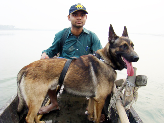 Dogs Putting Poachers Behind Bars