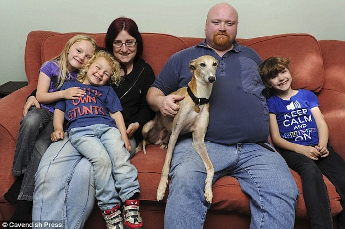 Two Dog Lovers Take Out A Loan To Save Whippet Used As Bait And Thrown From Car
