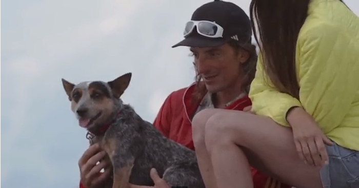 Dean Potter, First To Base Jump With Dog, Whisper Dies In Accident