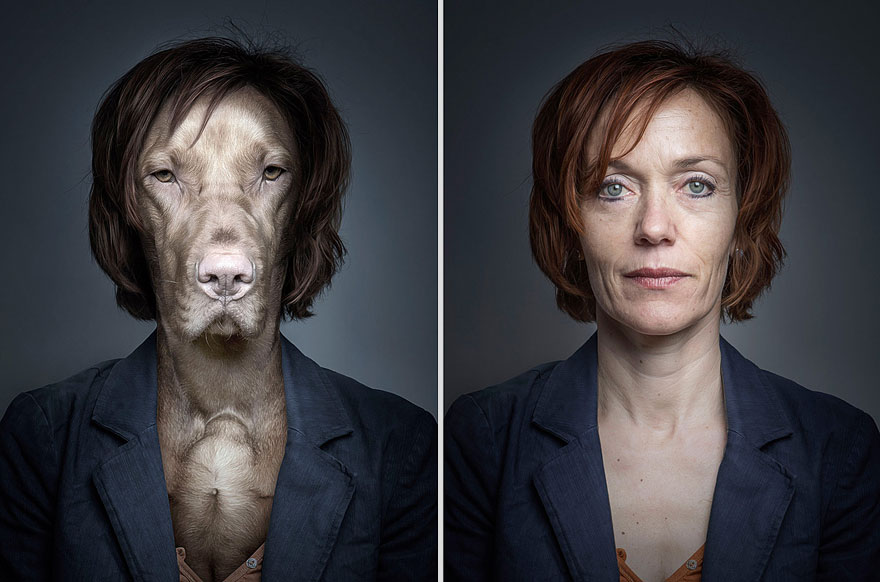 Photographer Proves That Dogs Look A Lot Like Their Owners
