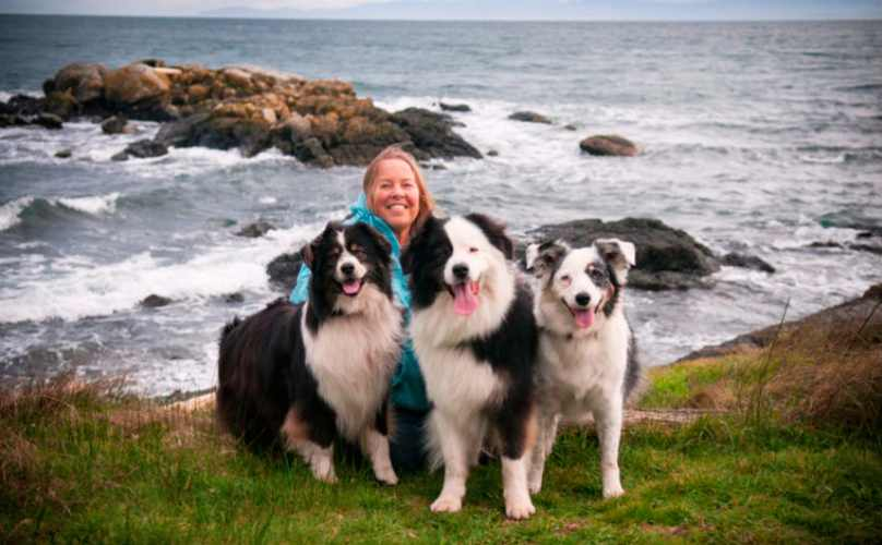 Woman with terminal cancer turned to Facebook to find a home for her dogs and the response has been amazing!